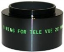 "Picture of TeleVue 2x Powermate 2"" T-Ring Adapter (for CCD or camera)"