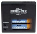 Picture of Nikon Coolpix Battery and Charger Kit