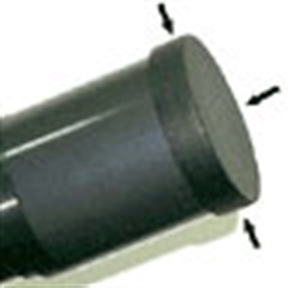 "Picture of Astrozap Standard 14"" Black Dew Shield Cap / Celestron"