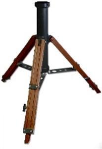 Picture of TSL7 Pier Tripod w/Walnut Legs