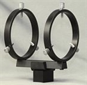 Picture of Stellarvue R80TAK 80mm Finder Rings for Takahashi Clamshells