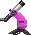 Picture of iOptron Astroboy portable telescope pink