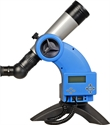 Picture of iOptron Astroboy portable telescope blue
