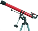 Picture of iOptron 900x70 Refractor Telescope Red