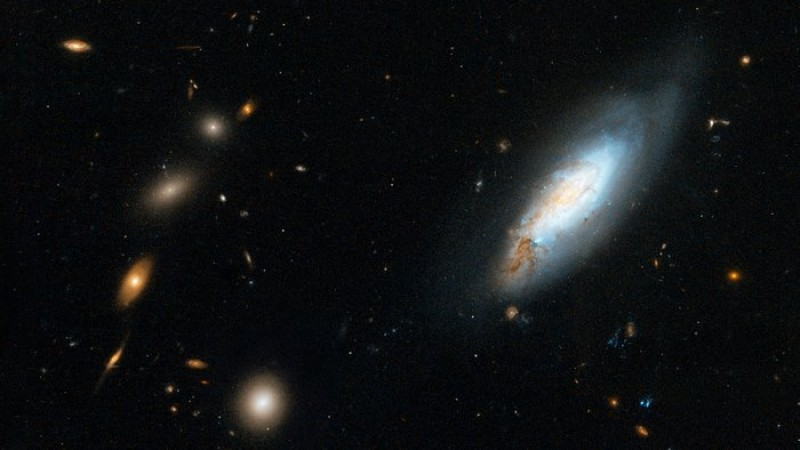 Physicists Describe New Dark Matter Detection Strategy