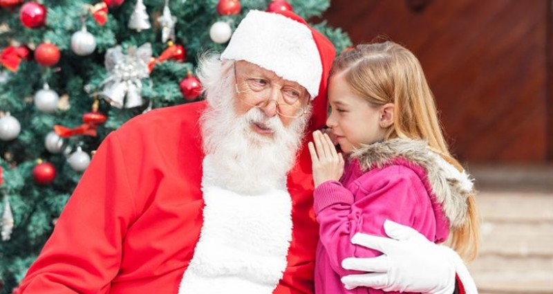The science behind kids' belief in Santa