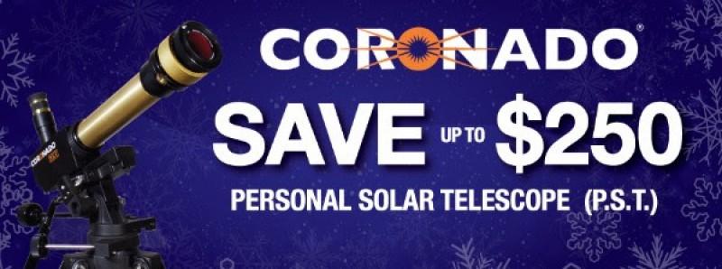 Coronado P.S.T. Sale