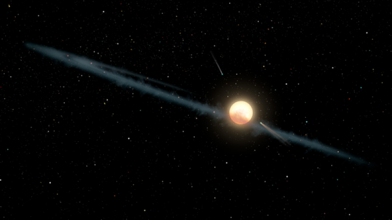 Astronomers are one step closer to unlocking the mystery of Tabby's Star