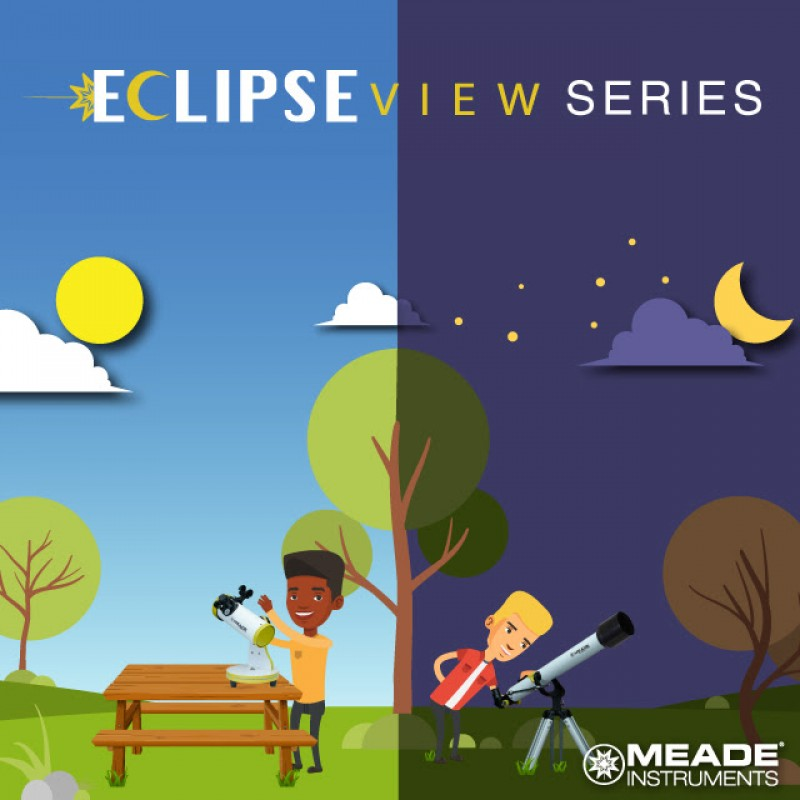 EclipseView Series Telescopes