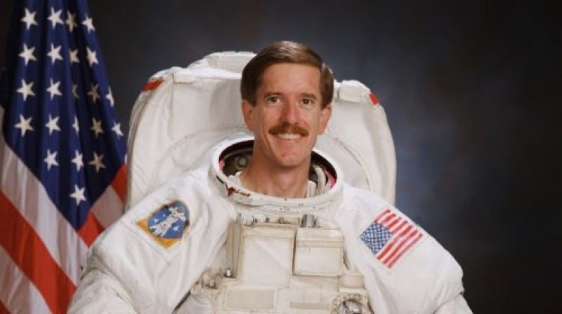 Former Astronaut Nominated to Run US Geological Survey