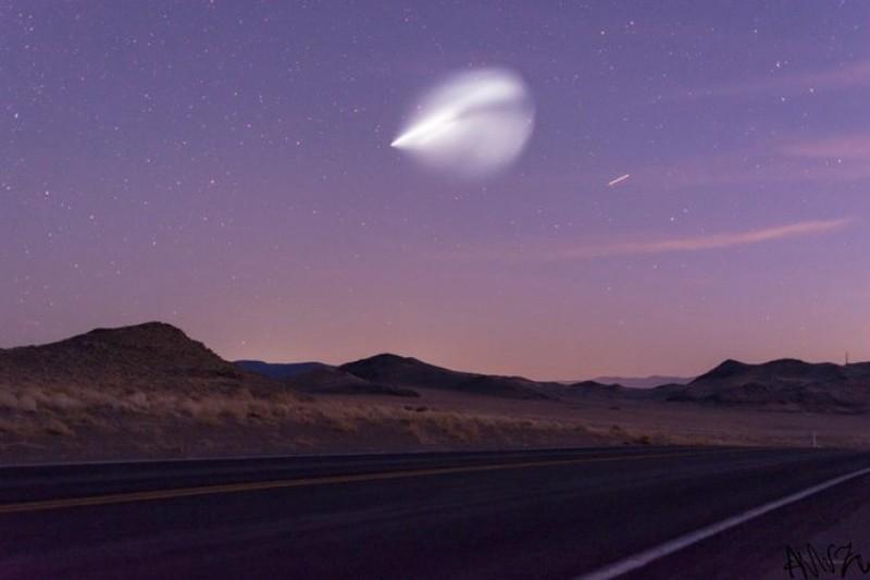 So Long, Starman! Skywatchers Spot Falcon Heavy Leaving Earth's Orbit w/ LIVE FEED