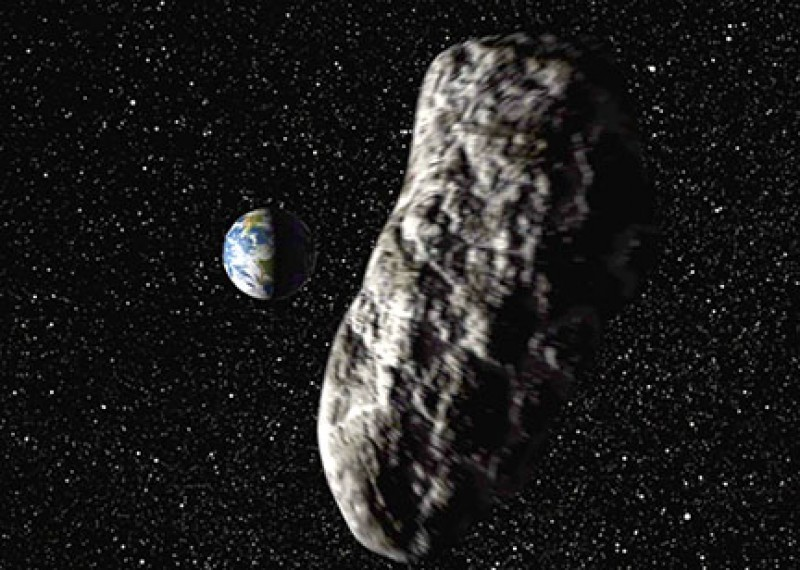 Asteroid 2018 CB Zips by Earth