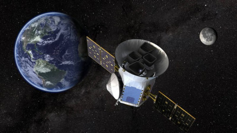 NASA's Next Planet Hunter Arrives in Florida Ahead of April Launch