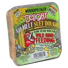Animal Supply Company C&S Woodpecker Delight Suet
