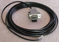 Sky Engineering RS-232 Cable for Sky Commander
