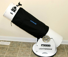 "Astrozap Light Shroud for 12"" Meade LightBridge"