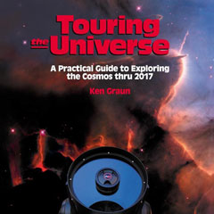 Ken Press Touring the Universe