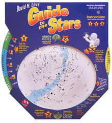 Ken Press David H. Levy Guide to the Stars Star Chart