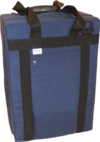 Sirius Tech Carrying Bag for Celestron VX Mount (Blue)