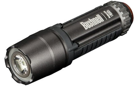 Bushnell RUBICON T100L FLASHLIGHT GREY RED HALO