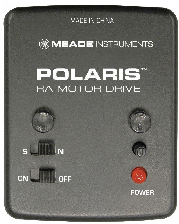 Polaris DC Motor Drive for Meade Polaris Series Equatorial