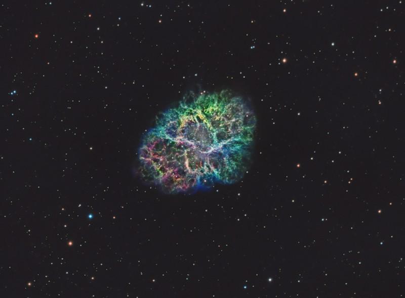 M1 Crab Nebula - Experienced Deep Sky Imaging - Cloudy Nights