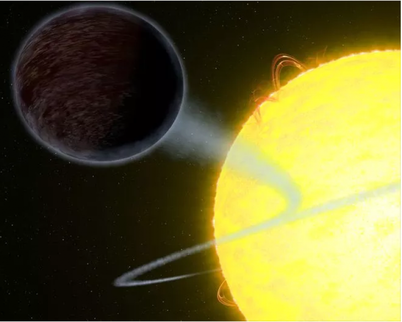 This scorching black exoplanet takes in all the light it can and gives almost nothing back