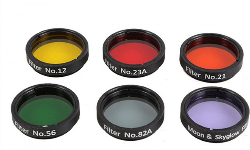 What are Eyepiece Filters Video