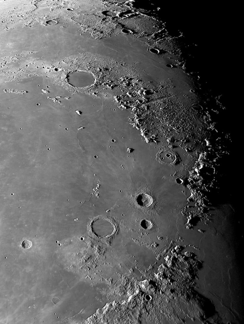 Lunar Landscapes Love Affair