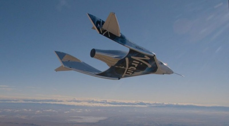 """Richard Branson claims Virgin Galactic will be in space """"within weeks"""""""