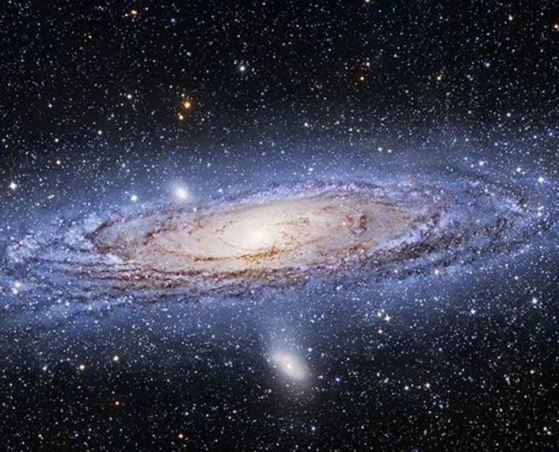 The Milky Way Has A Giant Skeleton In Its Closet