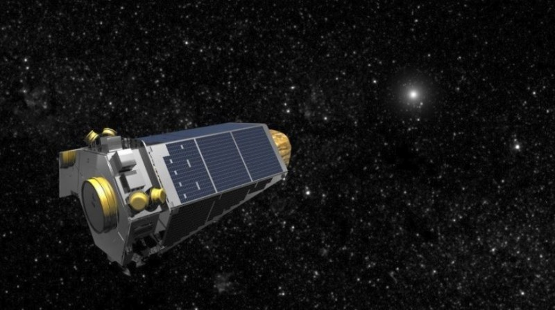 """After a """"Stellar"""" Career, Kepler Space Telescope Retires in Place"""