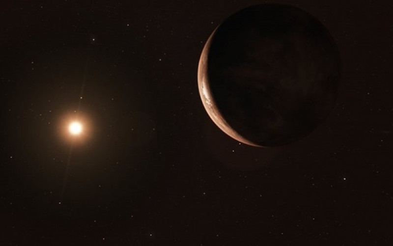 Conditions for life might exist on new planet discovered around Barnard's star