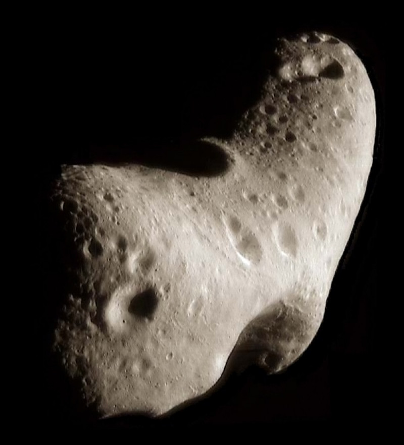 Tonight, asteroid Eros will make its closest approach to Earth until 2056