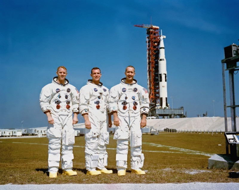 Rusty Schweickart remembers Apollo 9