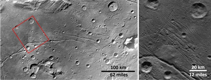 Craters on Pluto and Charon show Kuiper Belt lacks small bodies