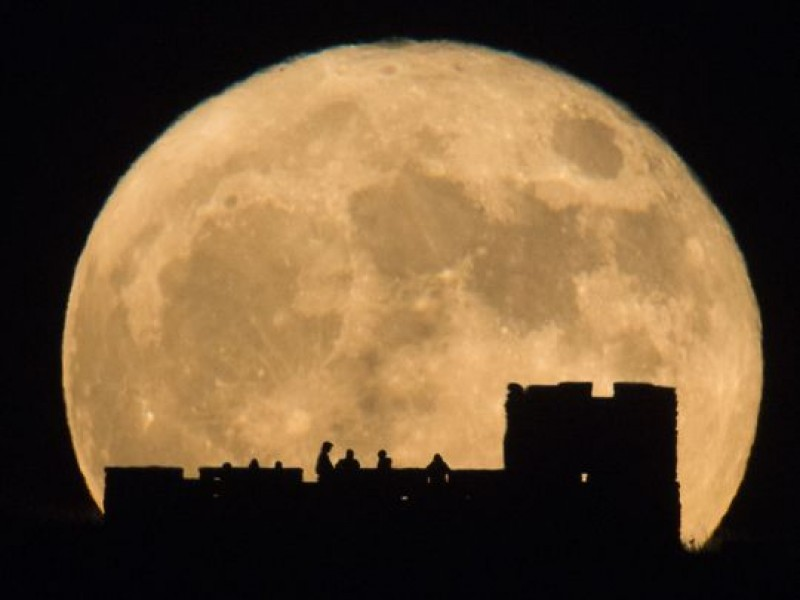 Supermoon, first day of spring are an astronomical doubleheader coming Wednesday