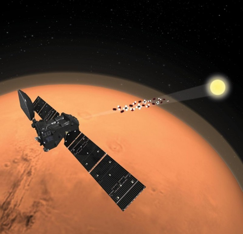 Now the methane's gone: A martian mystery deepens