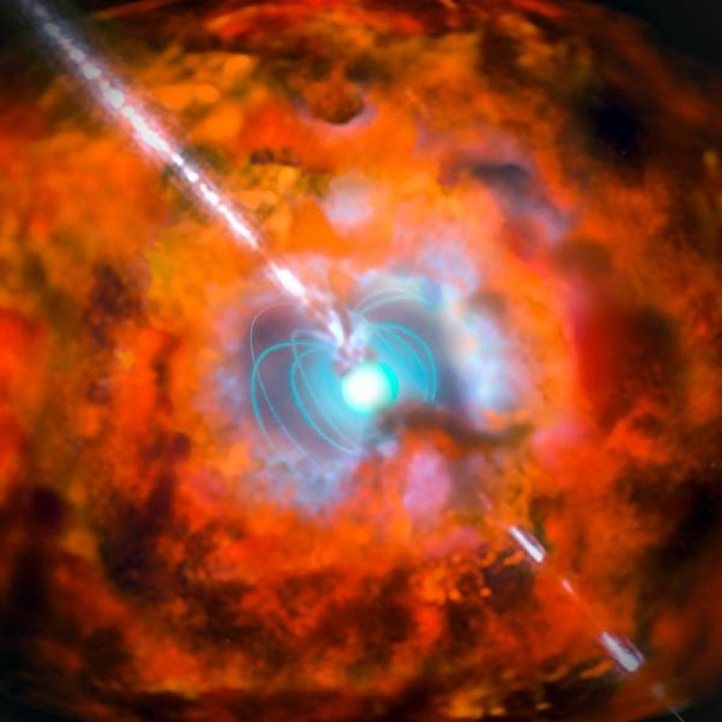 A new neutron star merger is caught on X-ray camera