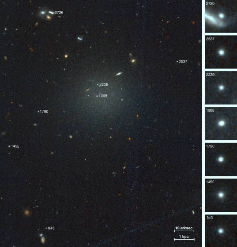 Astronomers Find Second Galaxy with No Dark Matter