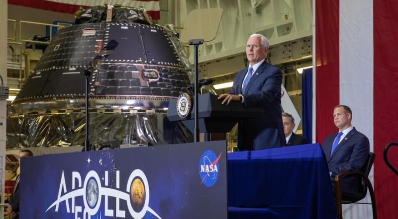 NASA announces Orion achievement on Apollo 11 anniversary