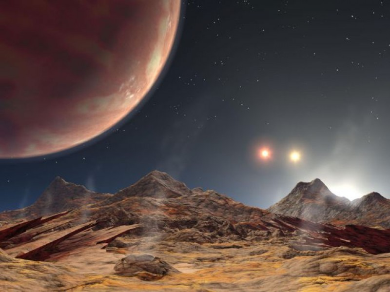 Exoplanets at the Edge of Chaos: A New Way to Study Alien Worlds