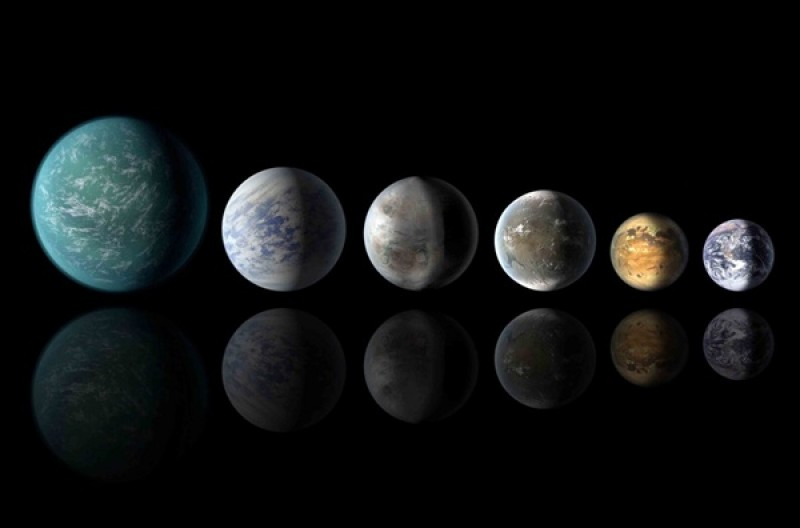 Life on alien worlds could be more diverse than on Earth