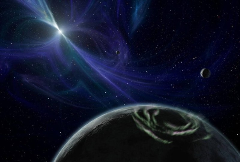 How the first exoplanets were discovered