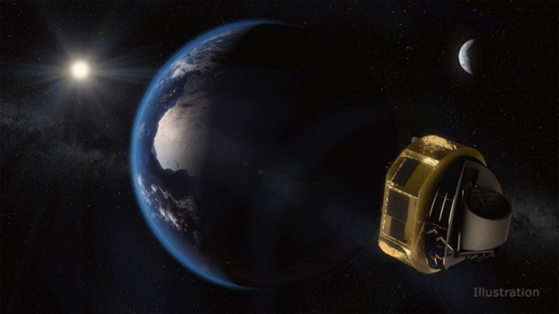 This spacecraft will detect if exoplanet skies are cloudy, hazy, or clear