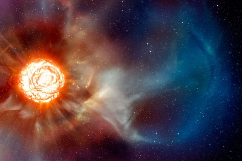 When Betelgeuse goes supernova, what will it look like from Earth?