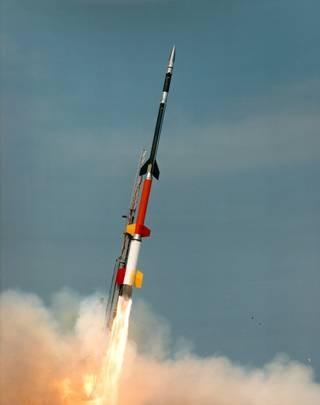 NASA: May 8 Rocket Launch