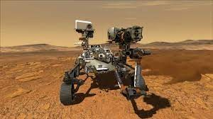 Success! NASA's Perseverance rover has just landed on Mars