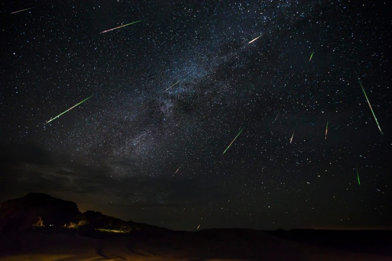 How many Perseids will I see in 2021?
