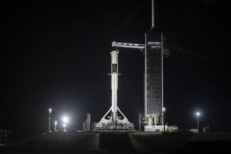 NASA Announces Date for SpaceX's 23rd Cargo Resupply Mission